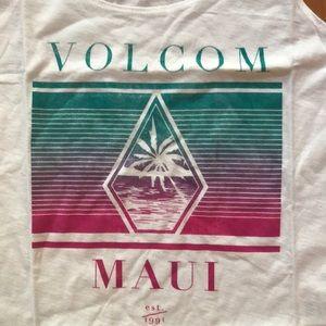 Volcom Tops - NWT Volcom Maui Tank Sz XS